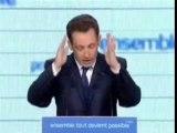 Sarkozy taxes et emploi