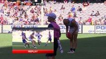 AFL 2014 Round 6 - Western Bulldogs v Adelaide x264-VB (3rd Quarter)