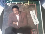 GREGORY HINES -I'M GONNA GET TO YOU (RIP ETCUT)EPIC REC 88