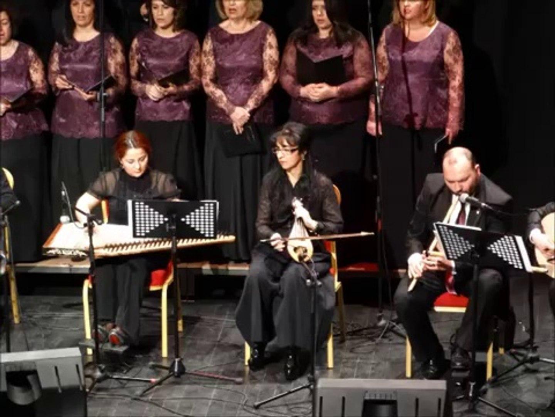 Sultâniyegâh sazsemâîsi... Kubbealtı Akademisi Klasik Türk Mûsıkîsi Topluluğu