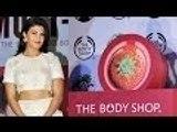 Jacqueline Fernandez As Brand Ambassador Of The Body Shop India !
