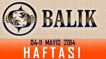 BALIK Burcu Haftalık Burç ve Astroloji Yorumu, 05-11 Mayıs 2014, Astroloji uzmanı Demet Baltacı