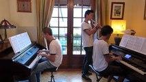 Queen - Bohemian Rhapsody - MCL Cover (2 pianos, trompette, batterie, basse)