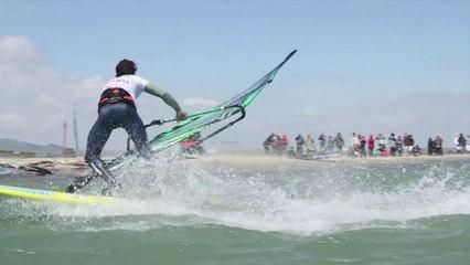 Mondial du Vent 2014 - Windsurf Freestyle WindMeet day 8