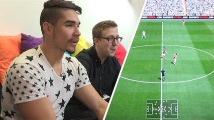 Louis Smith FIFA 14 Challenge