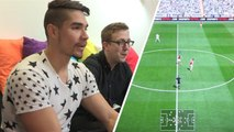 Louis Smith FIFA 14 Challenge