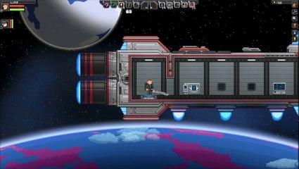 Let's Play Starbound-Beta #10 (Deutsch) Mir wird kalt