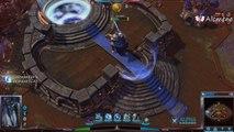 [Alc108] Découverte Heroes 2 - Match IA sur Blackheart's Bay (Heroes of the Storm - FR)