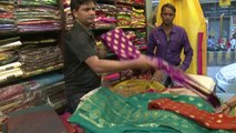 India silk weavers hang on by thread, plead for rescue