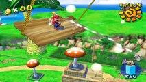 Super Mario Sunshine - Village Pianta - Soleil Secret 1 : Un soleil dans le soleil