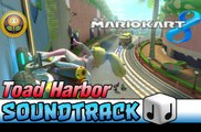 Mario Kart 8 OST [HD] Toad Harbor  ♪ Theme Soundtrack Music | Flower Cup | Gameplay | Walktrough | Let's Play | Playthrough | Mario Kart 8 Gameplay | Mario Kart 8 Trailer | Mario Kart 8 Walkthrough | Mario Kart 8 Multiplayer | Mario Kart 8 Online