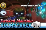 Mario Kart 8 OST [HD] Twisted Mansion  ♪ Theme Soundtrack Music | Mushroom Cup | Gameplay | Walktrough | Let's Play | Playthrough | Mario Kart 8 Gameplay | Mario Kart 8 Trailer | Mario Kart 8 Walkthrough | Mario Kart 8 Multiplayer | Mario Kart 8 Online
