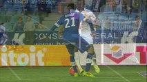 But Salomon KALOU (32ème) - SC Bastia - LOSC Lille - (1-1) - 02/05/14 - (SCB-LOSC)