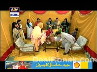 Quddusi Sahab Ki Bewah - Episode 148 - May 4, 2014 - Part 1