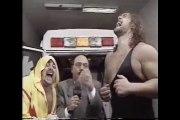 Road 2 Halloween Havoc 95 The Giant vs Hulk Hogan Storyline Part 4