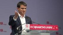 Rassemblement des Jeunes Socialistes Européens - Discours de Manuel Valls
