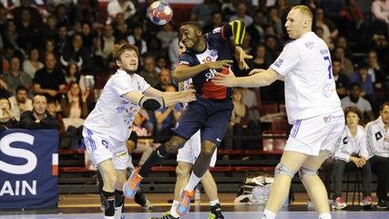Magnifique but inscrit par Luc Abalo en demi-finale de la Coupe de France