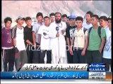Quetta Boys perfoming amazing stunts