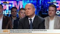 BFM Politique: L'interview BFM Business, Bruno Le Roux répond aux questions d'Emmanuel Lechypre - 04/05 3/7
