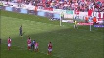 Stade de Reims - Evian TG FC (1-0) - 04/05/14 - (SdR-ETG) - Résumé