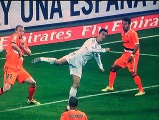 Le but incroyable de Cristiano Ronaldo face à Valence