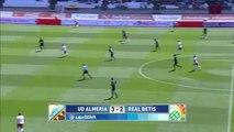 Almería 3 Betis 2