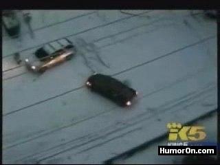 Glisse voiture glisse