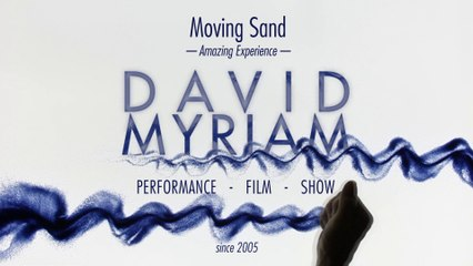 Sand Art David Myriam showreel