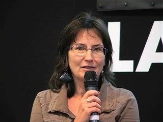 Elisa Vix, romancière et vétérinaire