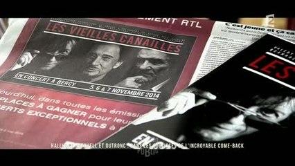 Hallyday, Mitchell et Dutronc : dans les coulisses de l'incroyable come-back