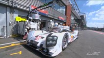 Porsche #20 into pit - WEC 6 Hours of Spa-Francorchamps