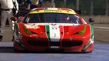 FIA WEC double win for Ferrari at Spa - Motorsport