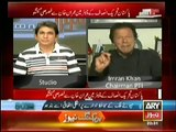 Sawal Yeh Hai (4th May 2014) We Have Proofs That Election Was A Fixed Match ; Imran Khan