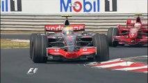 F1 - Hungarian GP 2007 - Race - ITV - Part 2