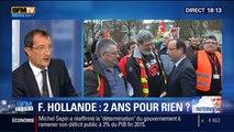 BFM Story: Deux ans à la présidence: François Hollande sera l'invité spécial de BFMTV et RMC - 05/05