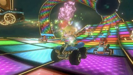 Wii U - Mario Kart 8 - New Courses and Items Trailer