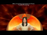 Relaxation Music Vocalise - ' Phoenix ' - Wannie music