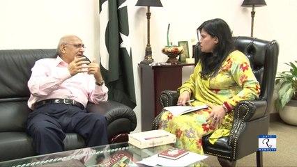 Interview amjad islam amjad - Dastak Ep126