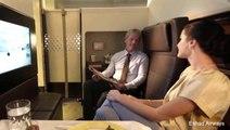Etihad Airways Now Offers 'Apartments' on Their Flights