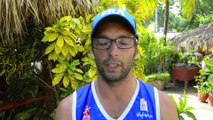 INTERVIEW ERIC TERRIEN - EQUIPE DE FRANCE ISA WORLD SUP RACE CHAMPIONSHIPS  J-3