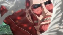 ANIME - Shingeki no kyojin attack on titan - trailer