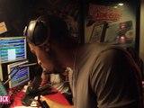 """Trey Songz feat Romano """"Na Na"""" en live dans la Radio Libre"""
