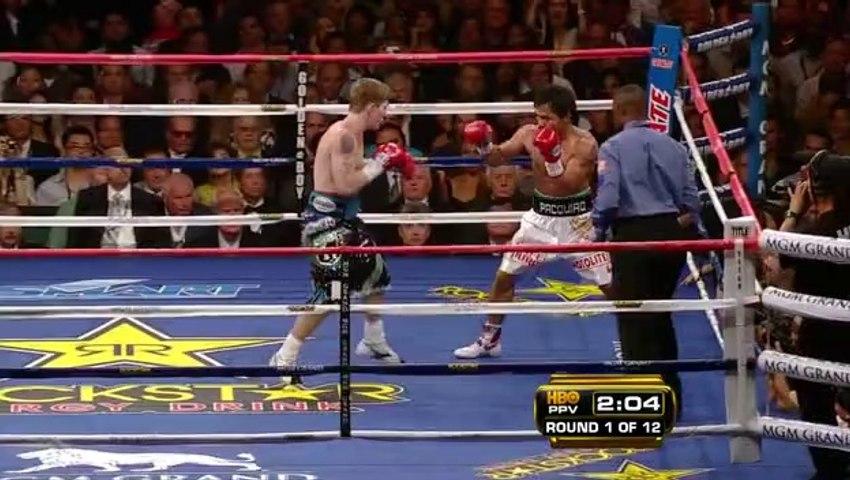 Manny Pacquiao vs Ricky Hatton 2009-05-02 full fight