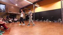 Keone & Mariel Madrid -- -Dangerous- by Michael Jackson (Choreography) -- Urban Dance Camp