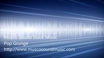 Indie Rock Stock Music- Pop Grunge