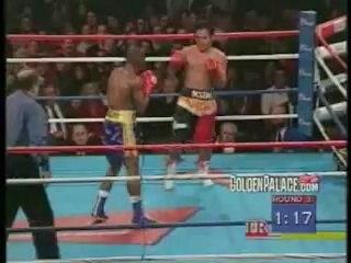 Manny Pacquiao vs Agapito Sanchez