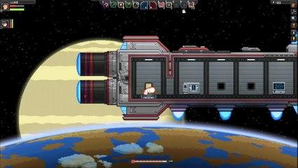Let's Play Starbound-Beta #11(Deutsch) Die unendlichen Tiefen