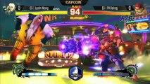 SSFIV  AE - EG Justin Wong vs EG PR Balrog - Losers Finals - NCR2014 - Capcom Pro Tour[720P]