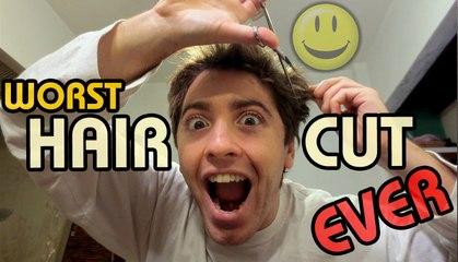 WATCH ME RUINING MY HAIRCUT !!
