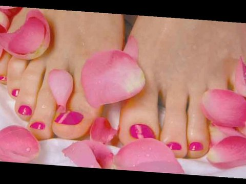 5 easy steps for  pedicure
